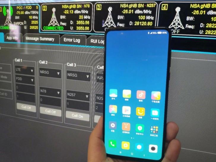 Xiaomi Mi Mix 3 suportará redes 5G