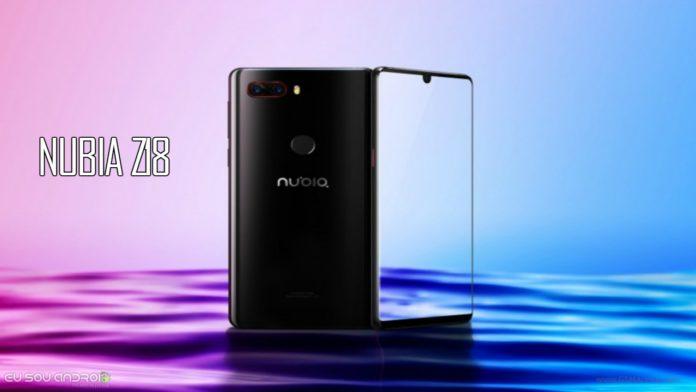 ZTE Nubia Z18 é Lançado oficialmente