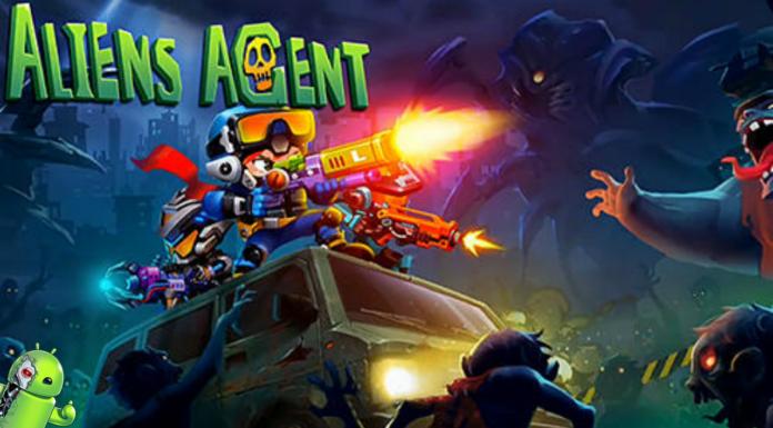 Agente de alienígenas: Star Battlelands Disponível para Android