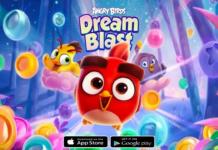 Angry Birds Dream Blast Disponível para Android