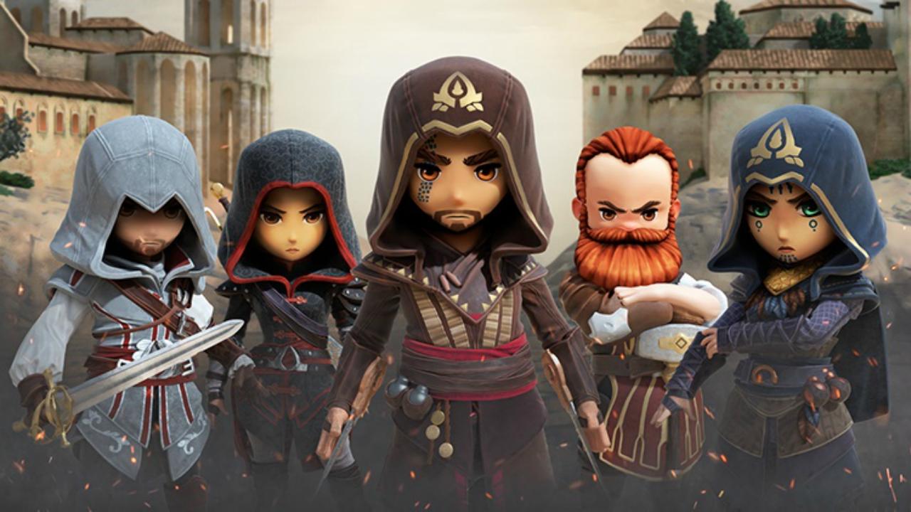 Assassin's Creed Rebellion está em Pré-Registro na Google Play