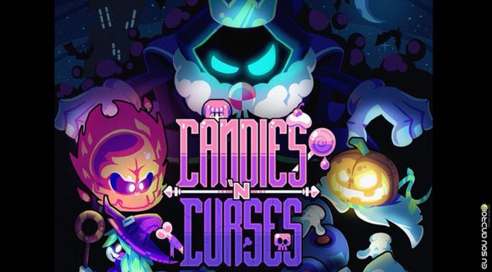 Candies N Curses é o Jogo Que Vai Trazer o Clima do Halloween para o seu Android capa 1