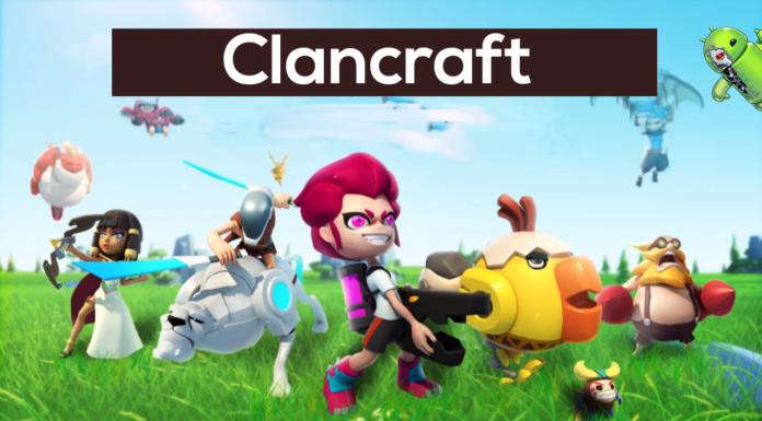 Clancraft Disponível o APK para Android