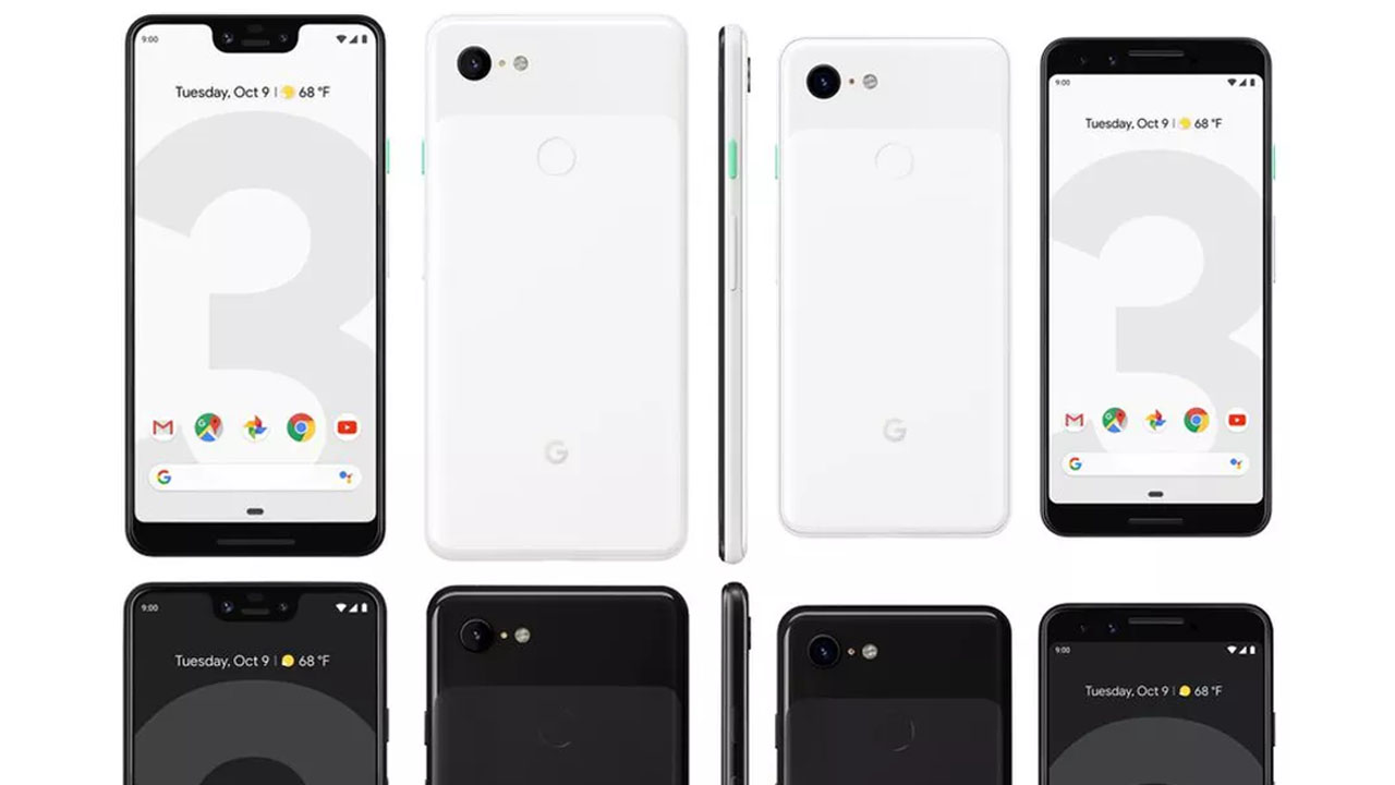 Conheça os Novos Pixel 3 e Pixel 3 XL capa 2