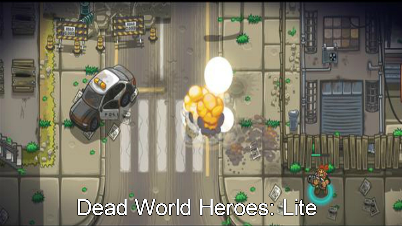 Dead World Heroes: Lite