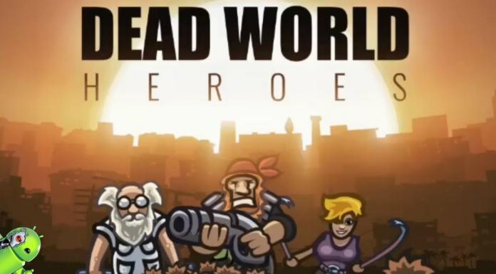 Dead World Heroes: Lite Disponível para Android