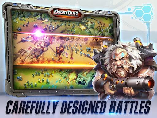 Doom Blitz: War Strategy