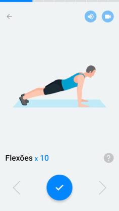 Exercícios em Casa - Sem Equipamentos