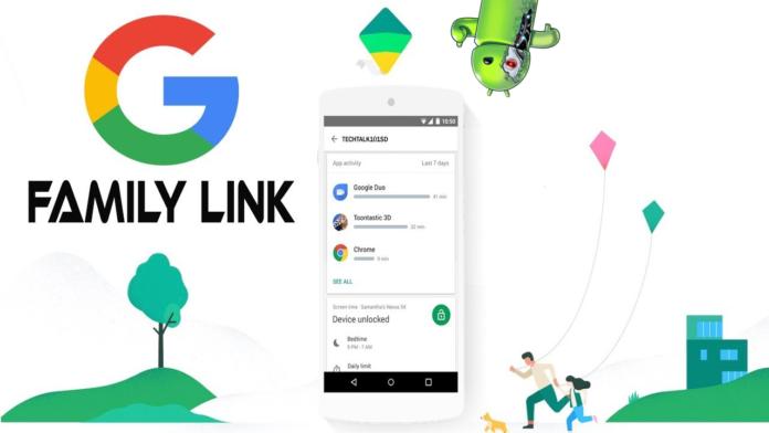 Family Link fique no controle do uso do smartphone