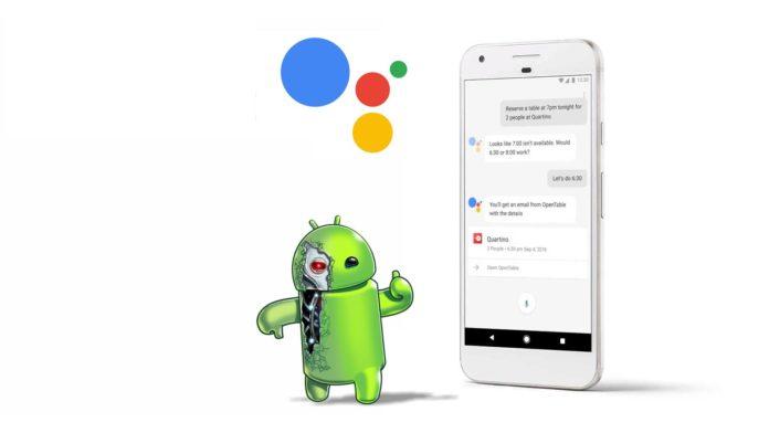 Organizar privacidade Google Assistente