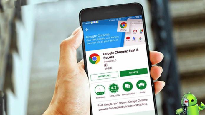 Google Chrome irá parar de funcionar em dispositivos com Android JellyBean