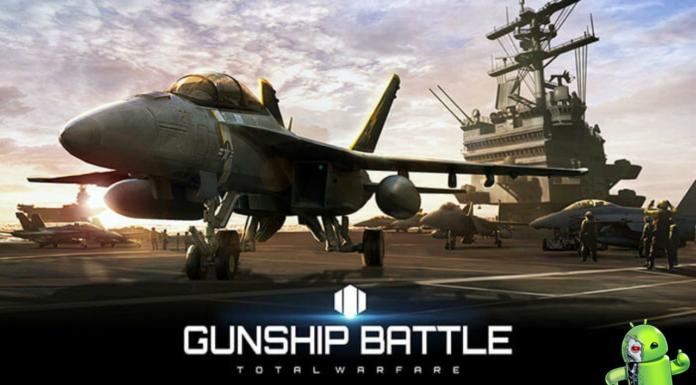 Gunship Battle: Total Warfare Disponível para Android