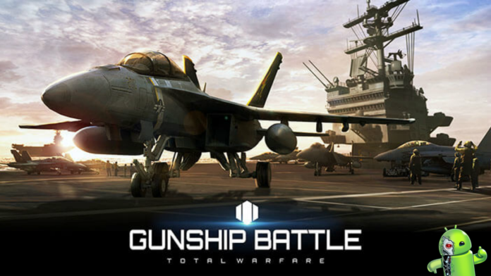 Gunship Battle: Total Warfare Disponível para Android