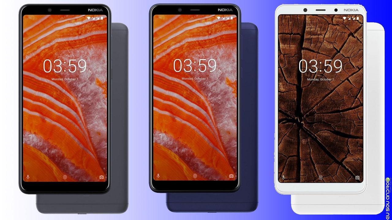 HMD lança o novo Nokia 3.1 Plus CAPA 2