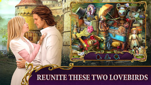 Hidden Objects - Dark Romance The Swan Sonata