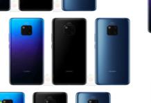 Huawei Mate 20 Poderá chegar com um carregador rápido de 40W