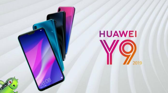 Huawei Y9 2019 é oficial com duas câmeras