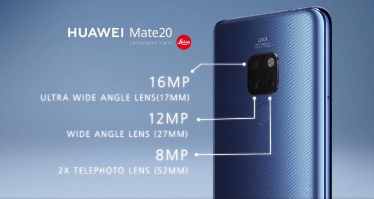 Huawei Mate 20 e Mate 20 PRO 3