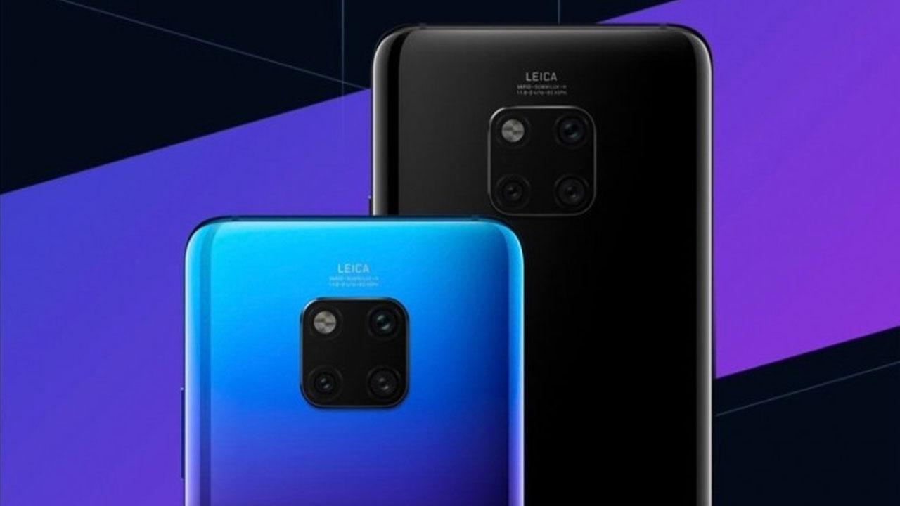 Huawei Mate 20 e Mate 20 PRO capa 2
