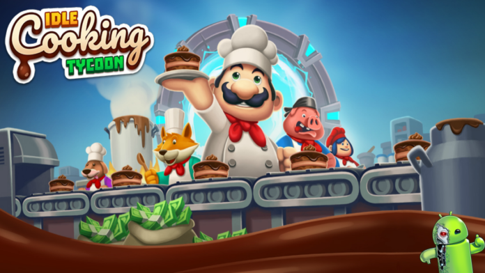 Idle Cooking Tycoon Disponível para Android