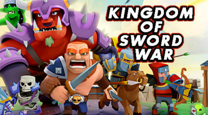 Kingdom Of Sword War Disponível para Android