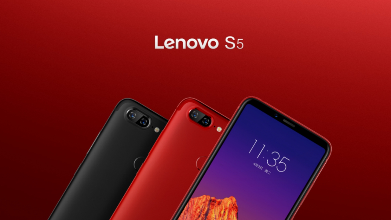 Lenovo S5 Pro e K5 Pro São Lançados Oficialmente
