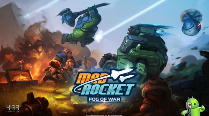 Mad Rocket: Fog of War - New BOOM Strategy!