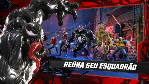 Marvel Força Strike