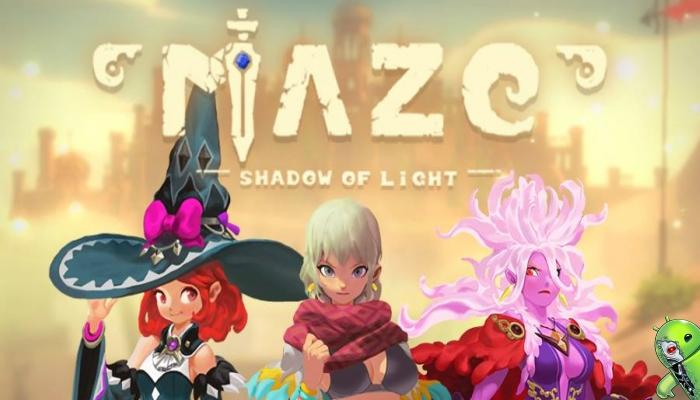 Maze: A Sombra da Luz