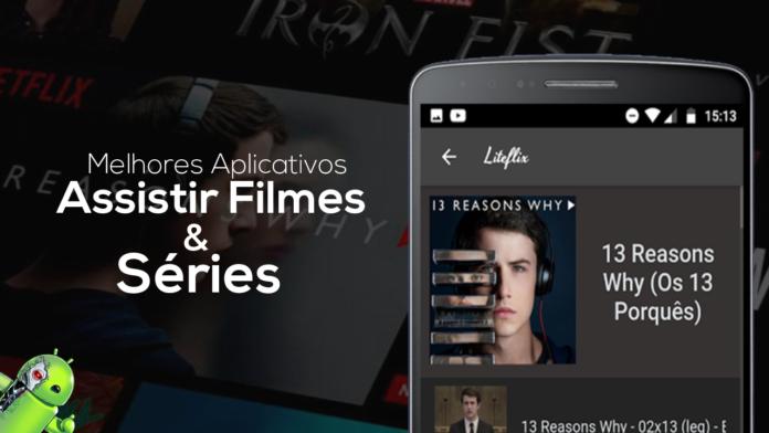Melhores Aplicativos para Assistir Filmes e Séries no Android