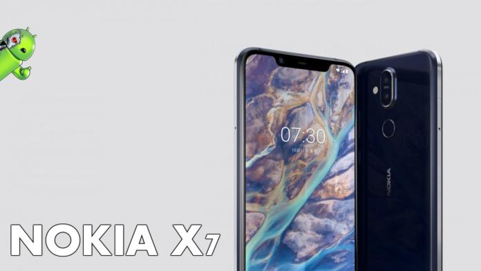 Nokia X7 é oficial com Snapdragon 710