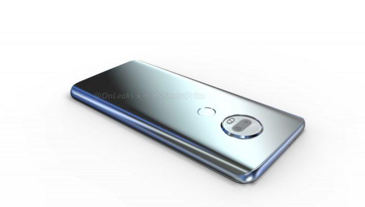 Novas Imagens do Moto G7