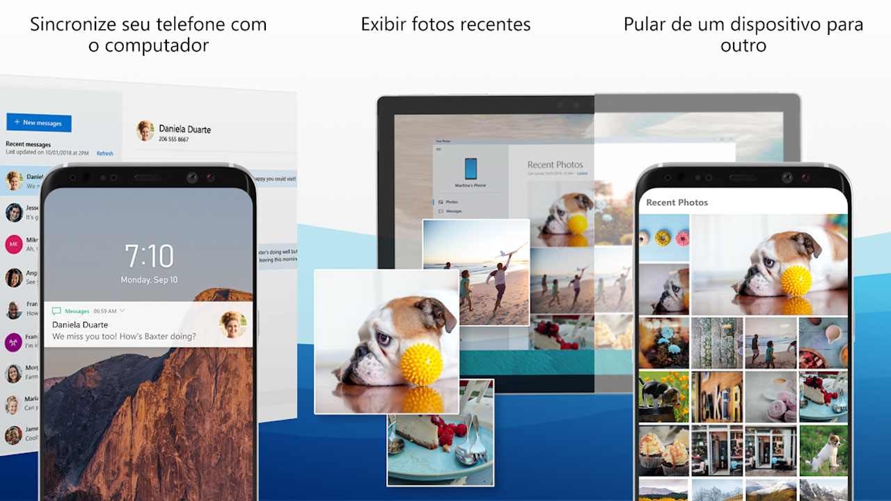 Novo aplicativo que sincroniza Android com Windows 10 chega à Google Play capa 2