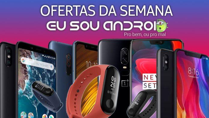Ofertas Android de 18 de Outubro capa