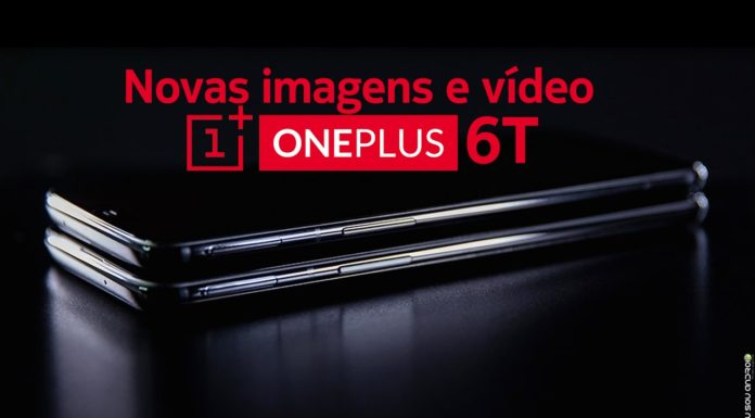OnePlus mostra partes do 6T no twitter capa 1