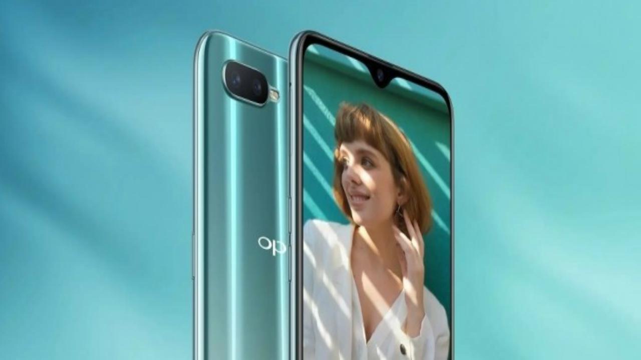 Oppo R15x é oficial com entalhe
