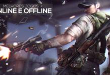 Os Melhores Jogos ONLINE E OFFLINE Para Android 2018