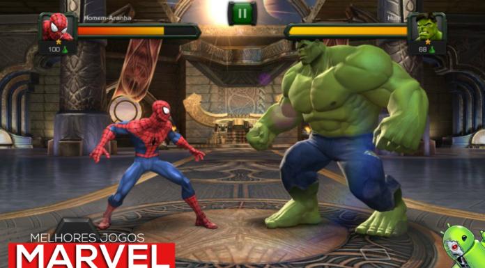 Os Melhores Jogos da Marvel para Android