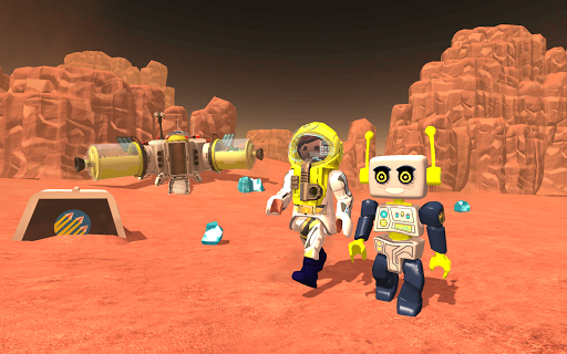 PLAYMOBIL Missão em Marte