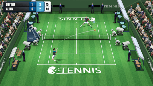Pocket Tennis League