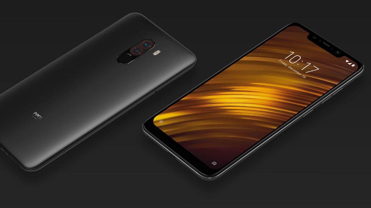Pocophone F1 Vai Ser Atualizado Até o Android Q capa 2