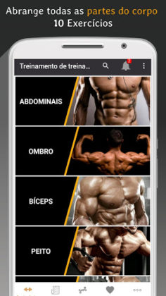 Pro Gym Workout (Ginásio Workouts & Fitness)