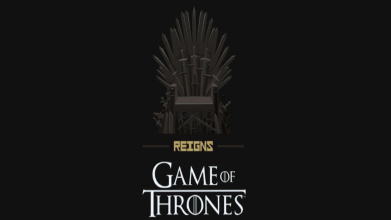 Reigns: Game of Thrones Já Disponível para Android