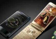Samsung Galaxy W2019 terá duas telas de 4,2 polegadas e bateria de 3.000mA
