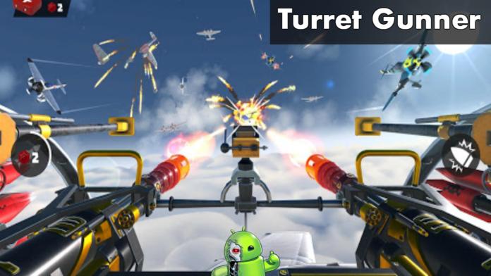 Turret Gunner Disponível para Android