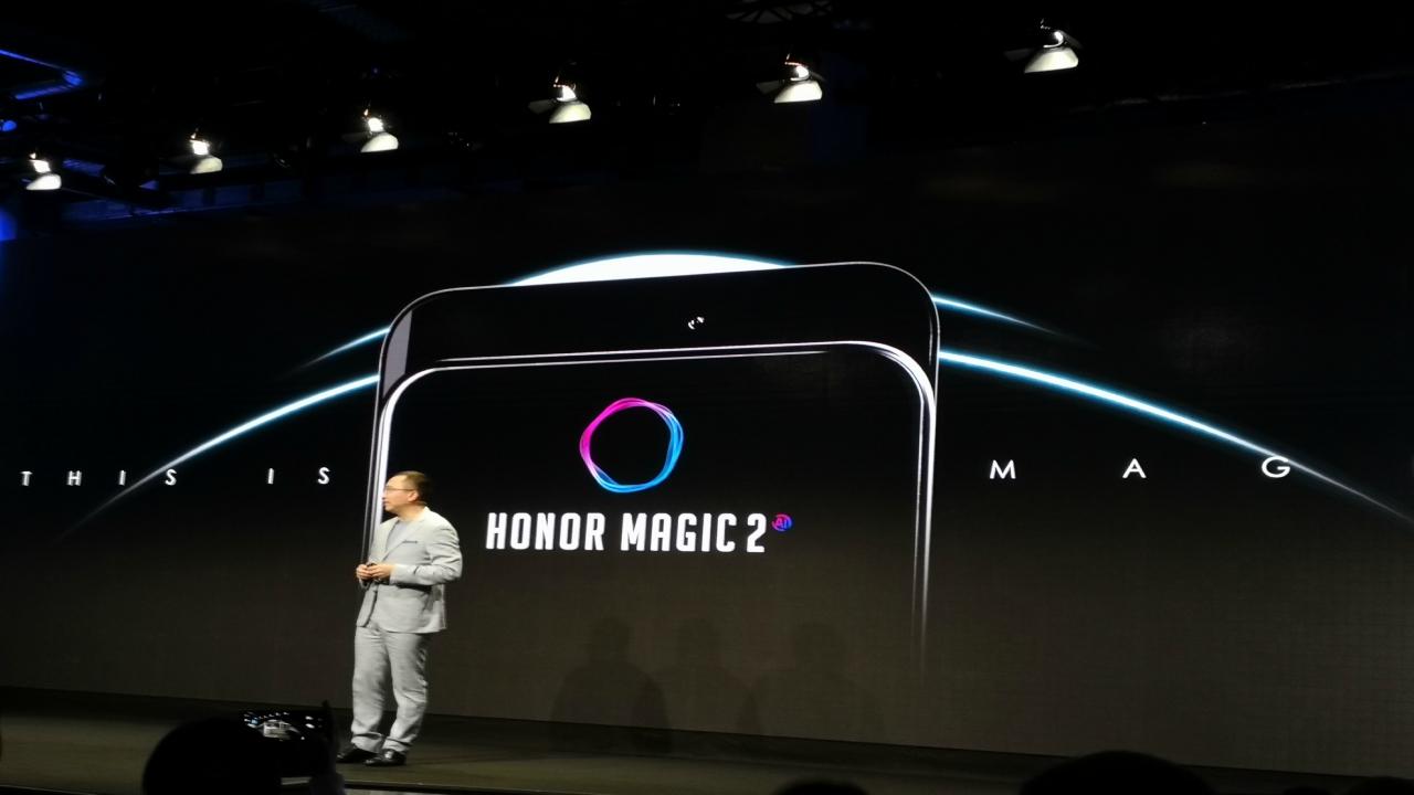 Veja ás Imagens Oficiais do Honor Magic 2