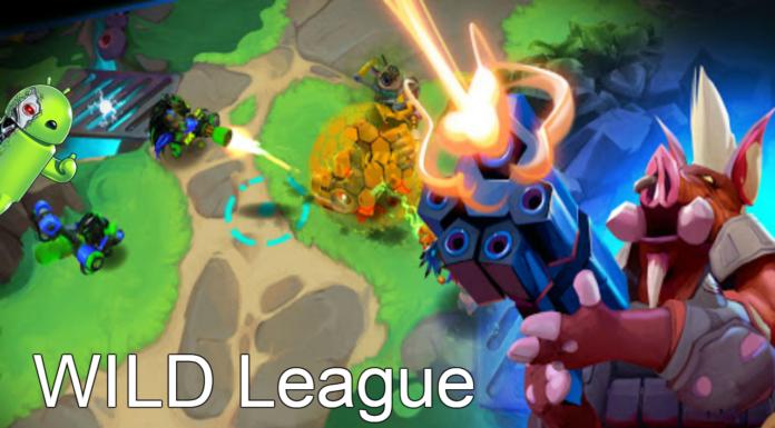 WILD League Disponível para Android
