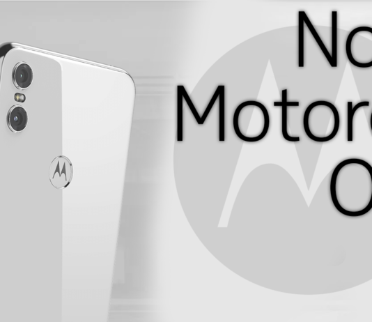 motorola one lançado capa 1