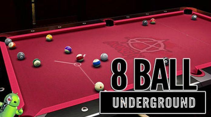 8 Ball Underground Disponível para Android