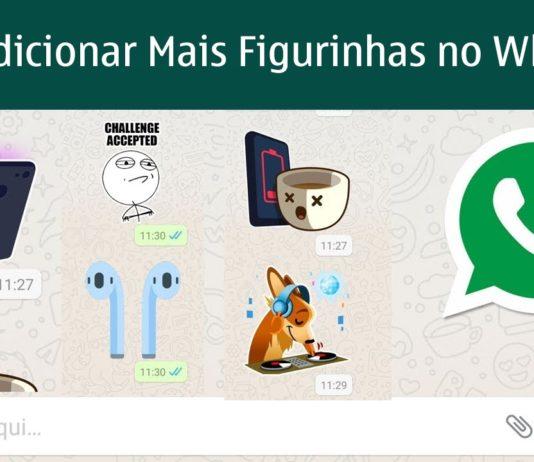 Adicione Mais Adesivos ao WhatsApp com Esse Aplicativo! capa 1